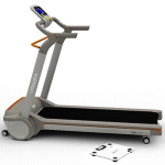 $300 off Yowza Lido Folding Treadmill