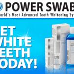 Power Swabs Teeth Whitening – Buy 2 Get 1 Free