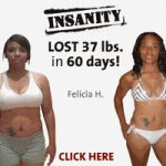 INSANITY - 60-Day Total Body Conditioning